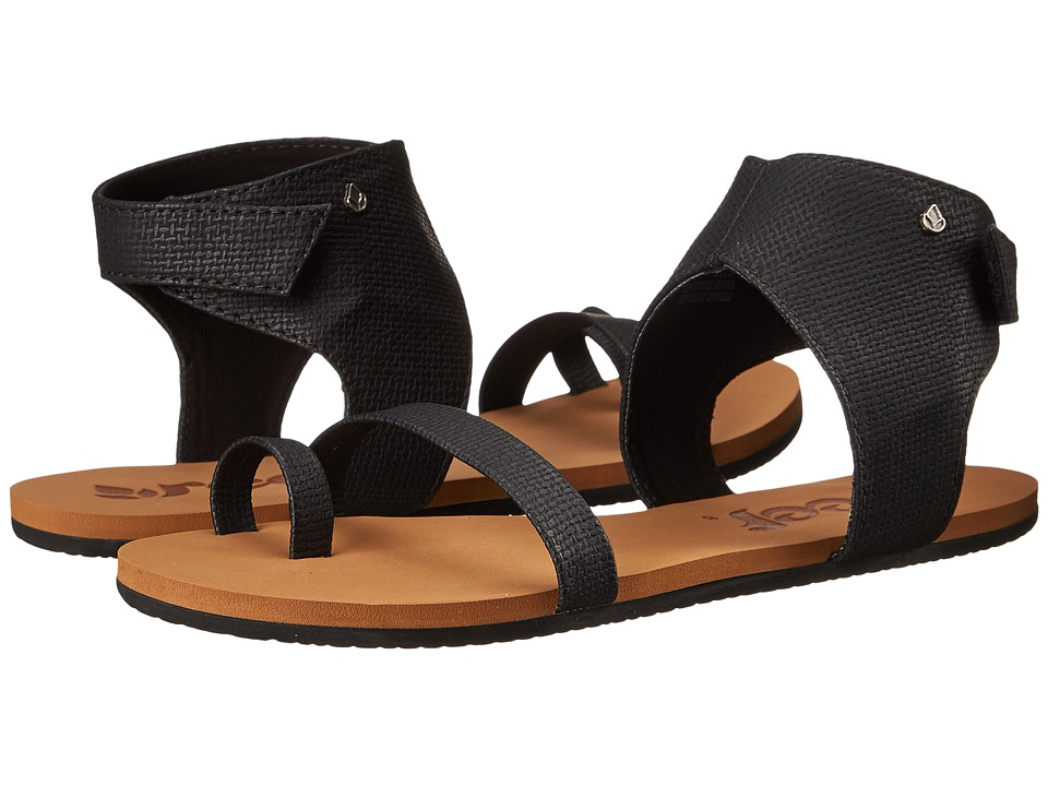 Reef - Hampton (Black) Women's Sandals