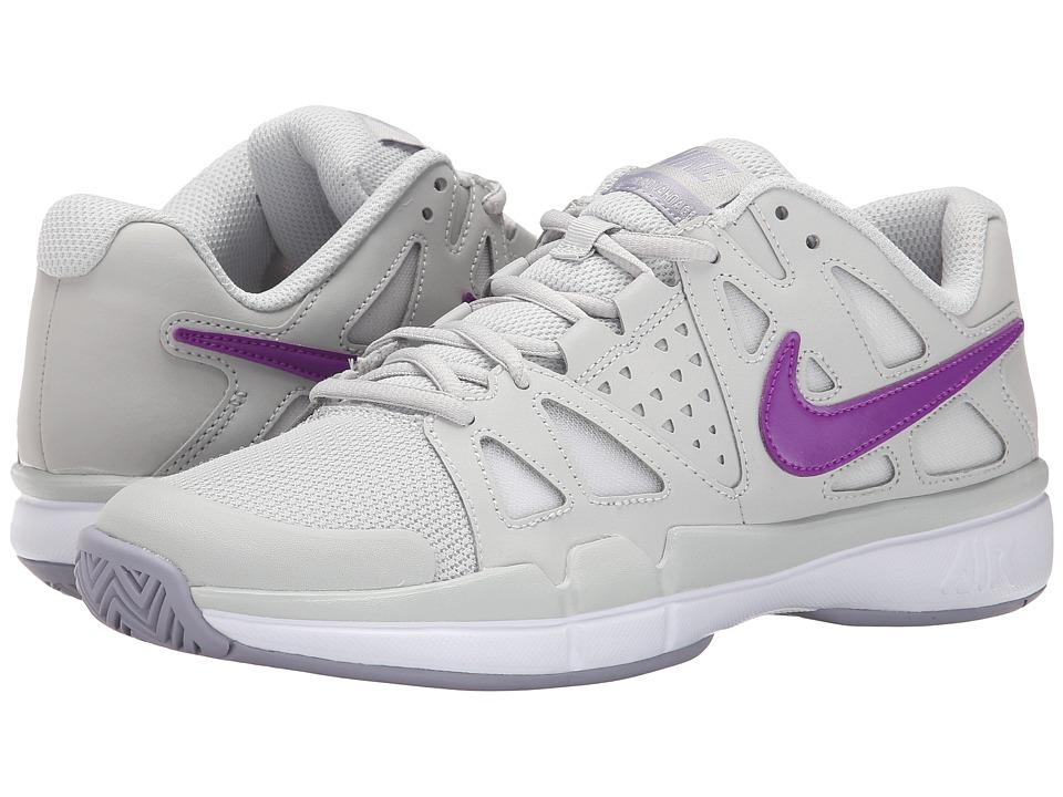 Nike Air Vapor Advantage (Night Silver/Provence Purple/Vivid Purple) Women