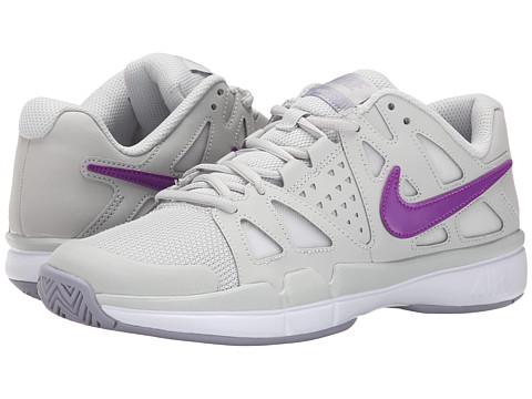 Nike - Air Vapor Advantage (Night Silver/Provence Purple/Vivid Purple) Women
