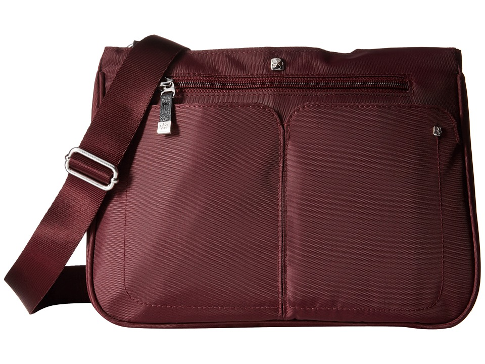 Baggallini - Stand Up (Plum) Handbags