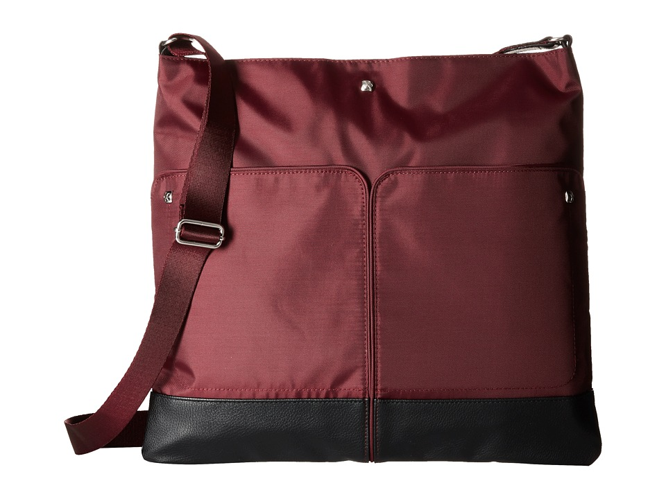 Baggallini - The Porter (Plum) Handbags