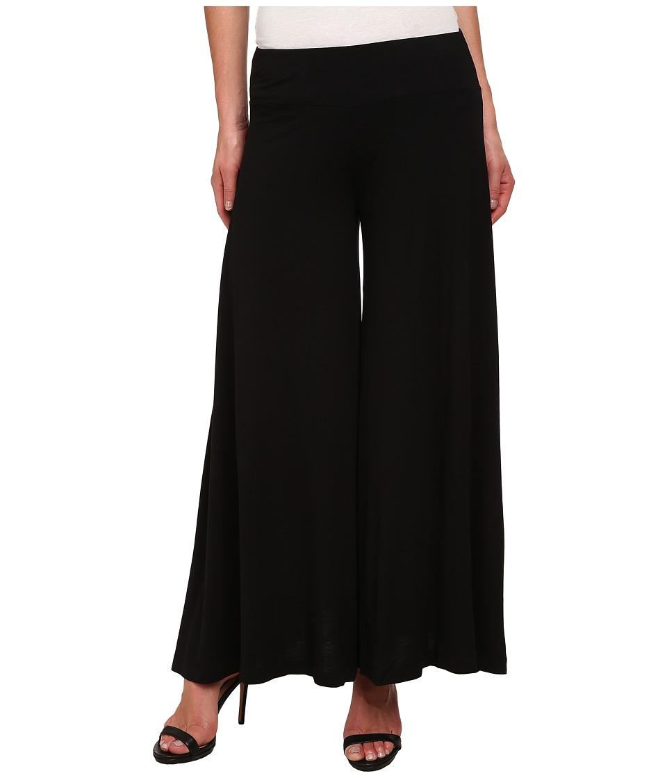 Nally & Millie - Palazzo Pants (Black) Women's Casual Pants