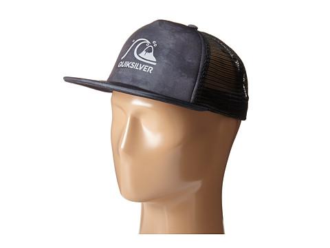 Quiksilver - Worshed Hat (Black) Caps