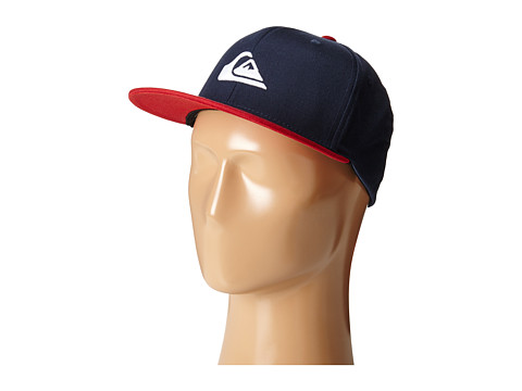 Quiksilver - Stuckles Hat (Dark Denim) Caps