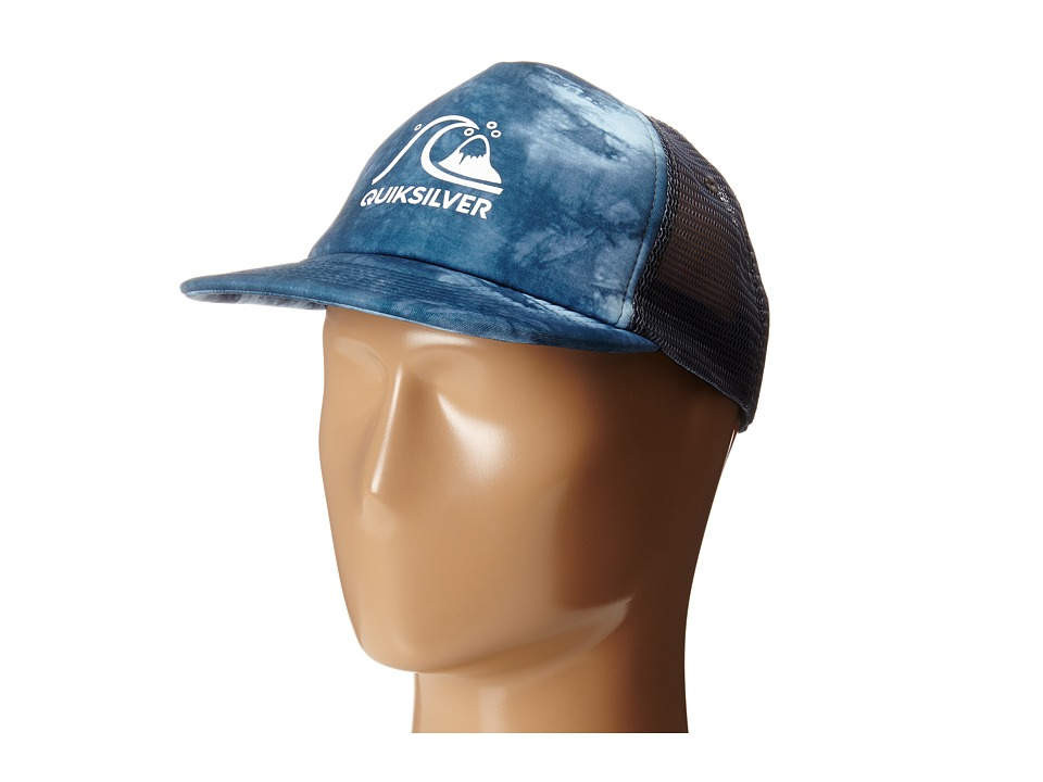 Quiksilver - Worshed Hat (Dark Denim) Caps