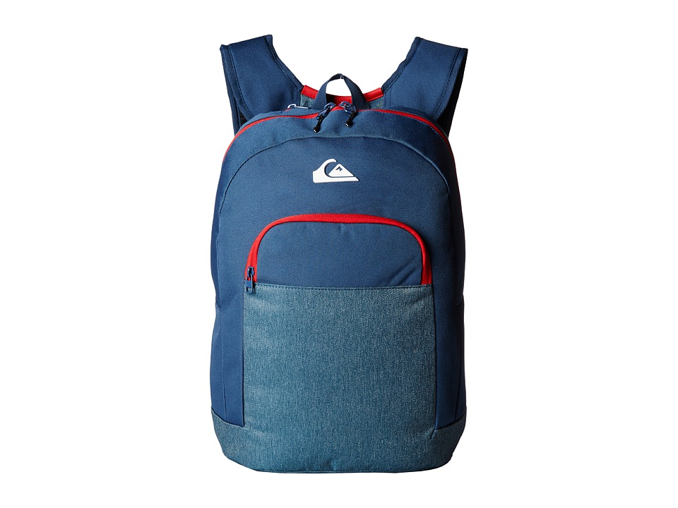 Quiksilver - Everyday Dart Backpack (Faded Denim) Backpack Bags