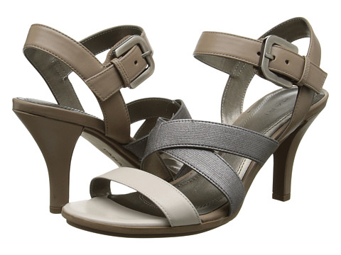 Tahari - Teresa (Class Calf/Met Elastic) High Heels