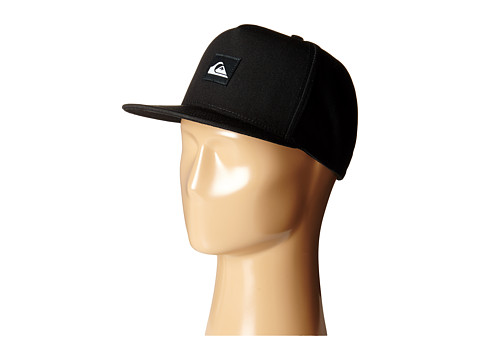 Quiksilver - On Point Hat (Black) Caps