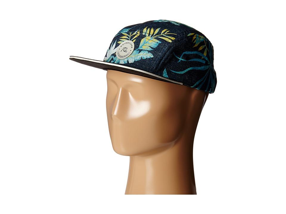 Quiksilver - Insider Hat (Black) Caps