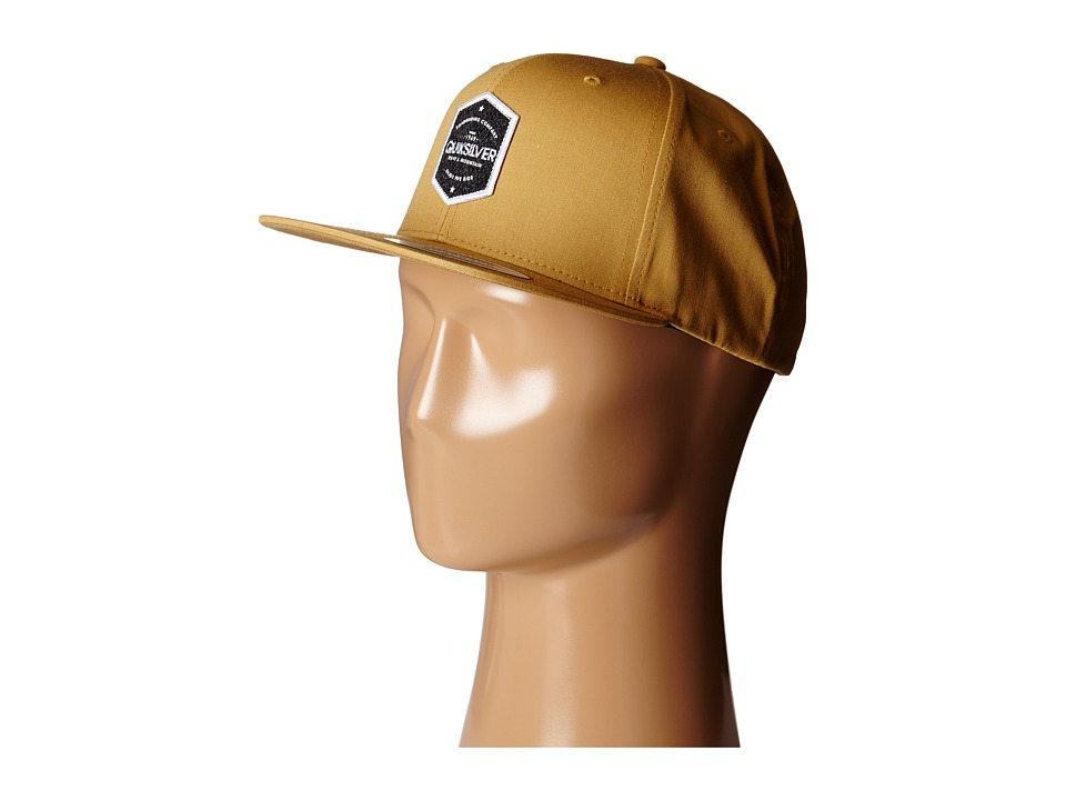 Quiksilver - Ripped Hat (Dull Gold) Caps