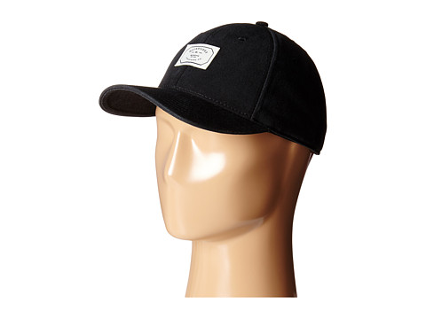Quiksilver - Plank Hat (Black) Caps