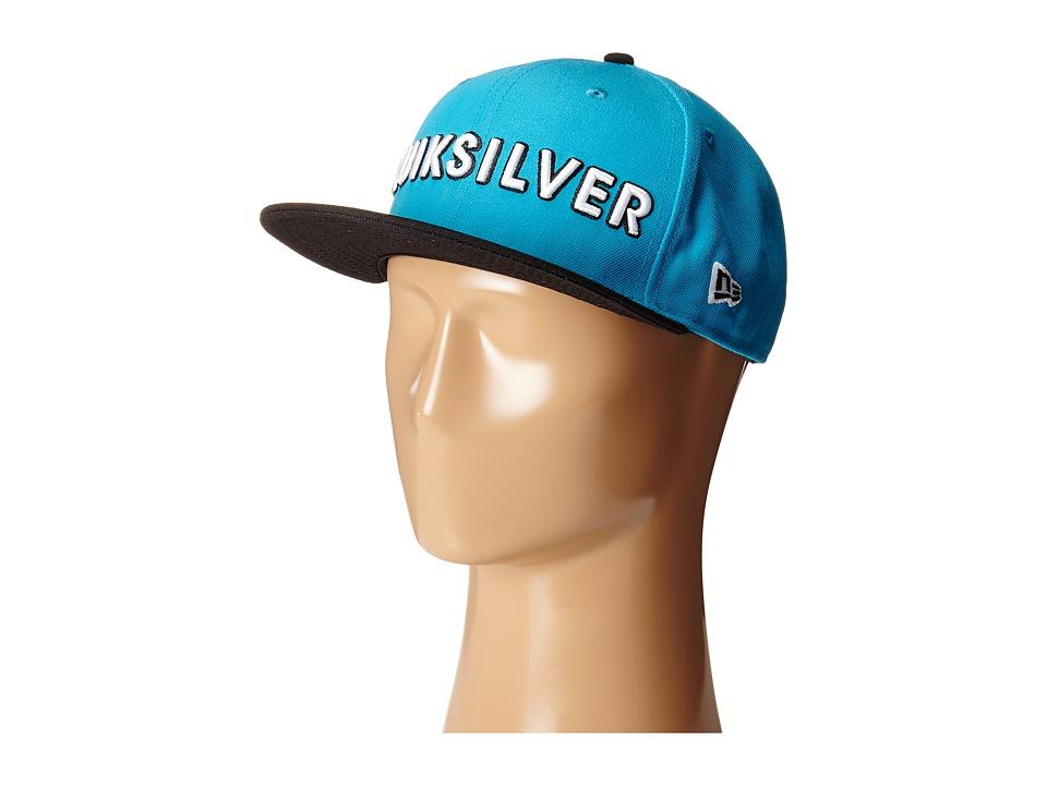 Quiksilver - Mockup Hat (Hawaiian Ocean) Caps