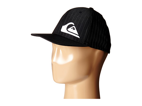 Quiksilver - Final Hat (Black) Caps