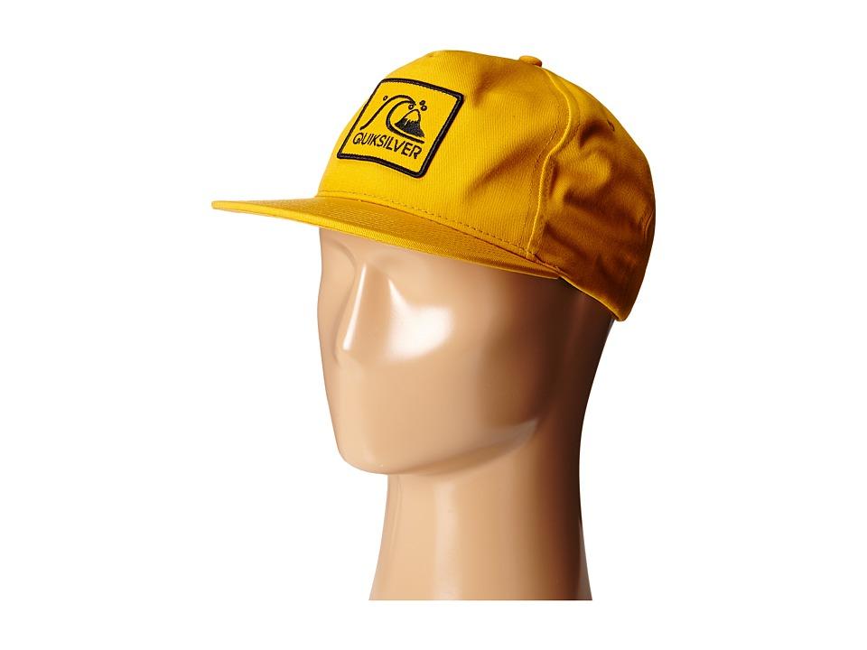 Quiksilver - Graf Hat (Golden Spice) Caps
