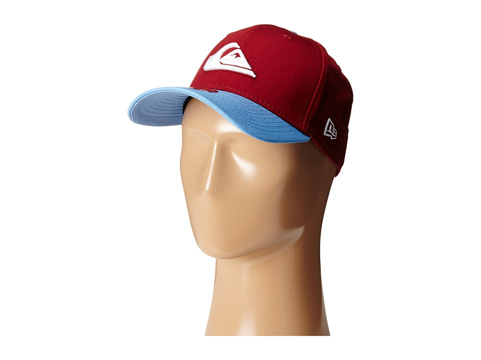 Quiksilver - Mountain Wave Colors Hat (Cabernet) Caps