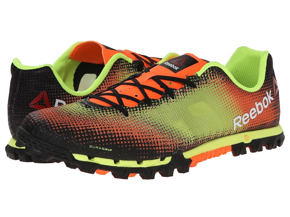 Reebok - All Terrain Sprint (Solar Yellow/Solar Orange) Men