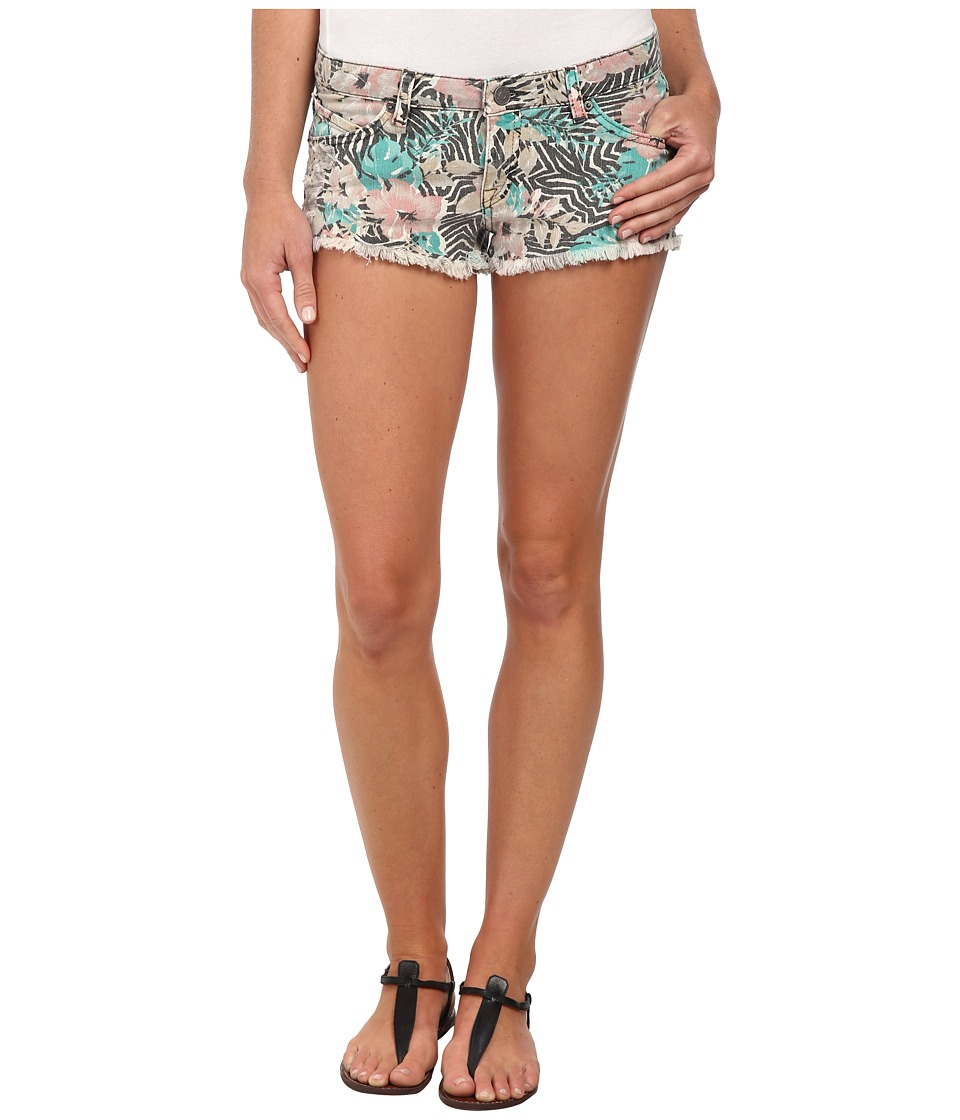 Volcom - Yae Cut Off Shorts (Electric Coral) Women's Shorts