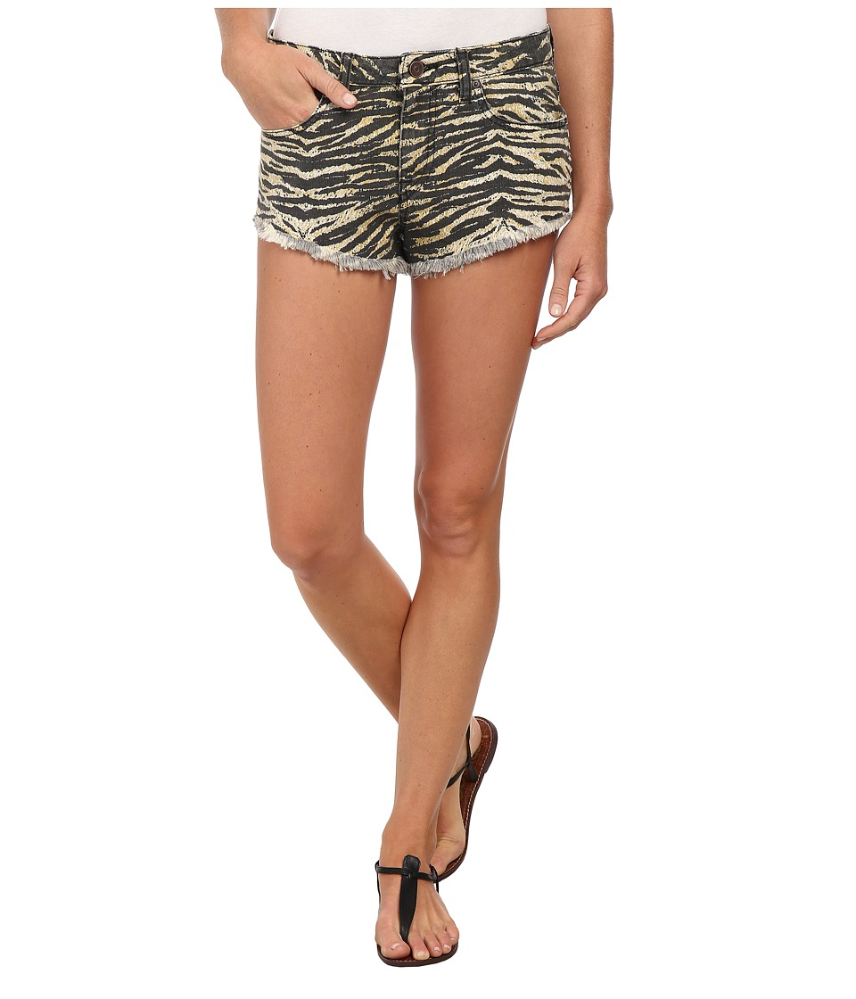 Volcom - 1991 Cut Off Shorts (Tigre) Women