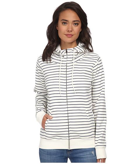 Volcom - Square One Zip-Up (Vintage Navy) Women's Sweatshirt