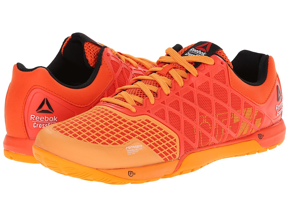 Reebok - CrossFit Nano 4.0 (Flux Orange/Hazard Orange) Men's Shoes