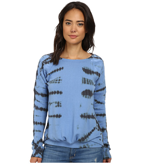 Volcom - Do Or Dye Pullover (Sandy Indigo) Women