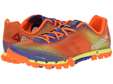 Reebok - All Terrain Sprint (Solar Yellow/Solar Orange) Women's Shoes