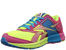 Reebok ONE Cushion (Pink Fusion/Neon Yellow)
