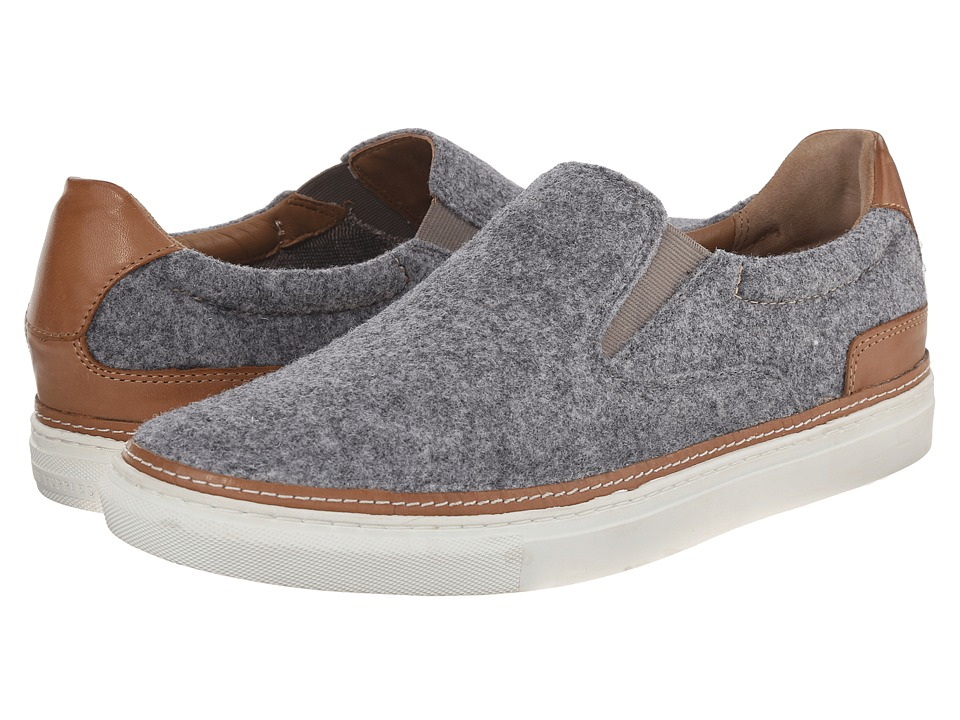 Hush Puppies - Tucker Nicholas (Grey Wool) Men