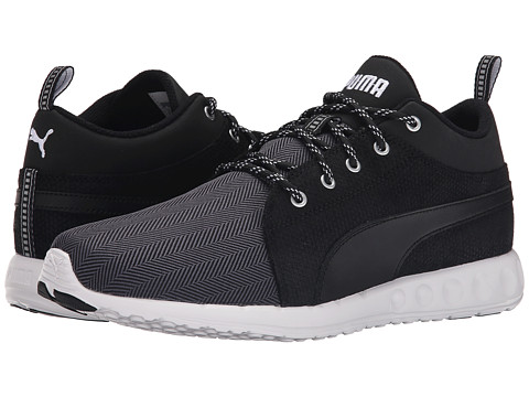 PUMA - Carson Runner Mid Herring (Periscope/Black/White) Men