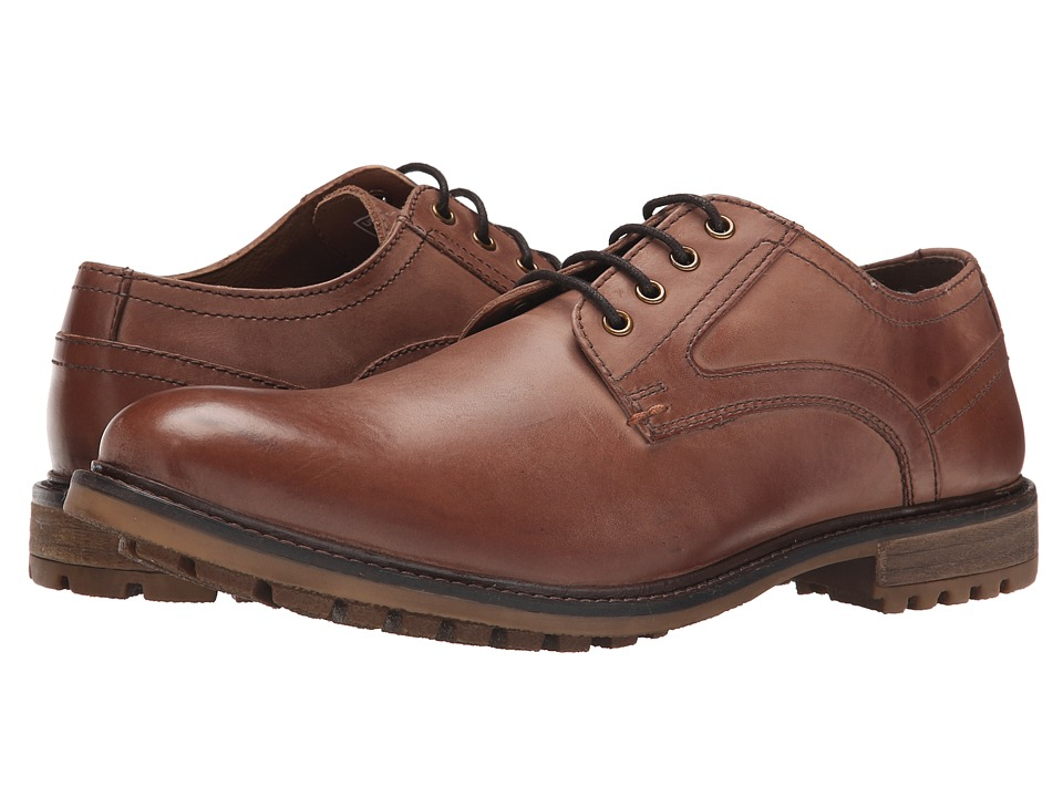 Hush Puppies Rohan Rigby (Tan Leather) Men