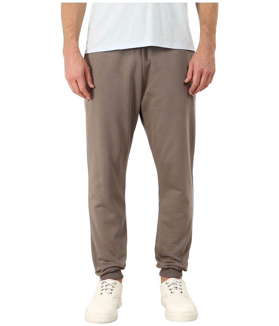 Vivienne Westwood MAN - Basic Jogger (Khaki) Men's Casual Pants