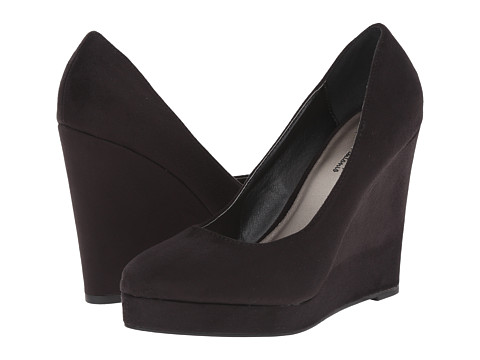 Michael Antonio - Avalon Sue 2 (Black) Women's Wedge Shoes
