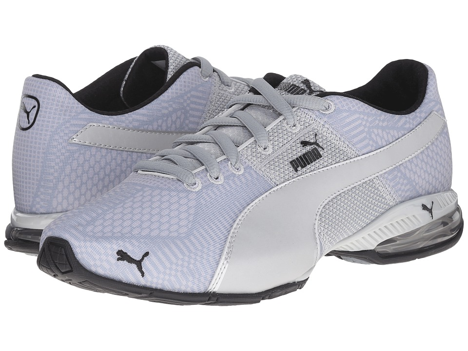 PUMA - Cell Surin Engineered 2 (Quarry/Periscope/Black) Men's Shoes