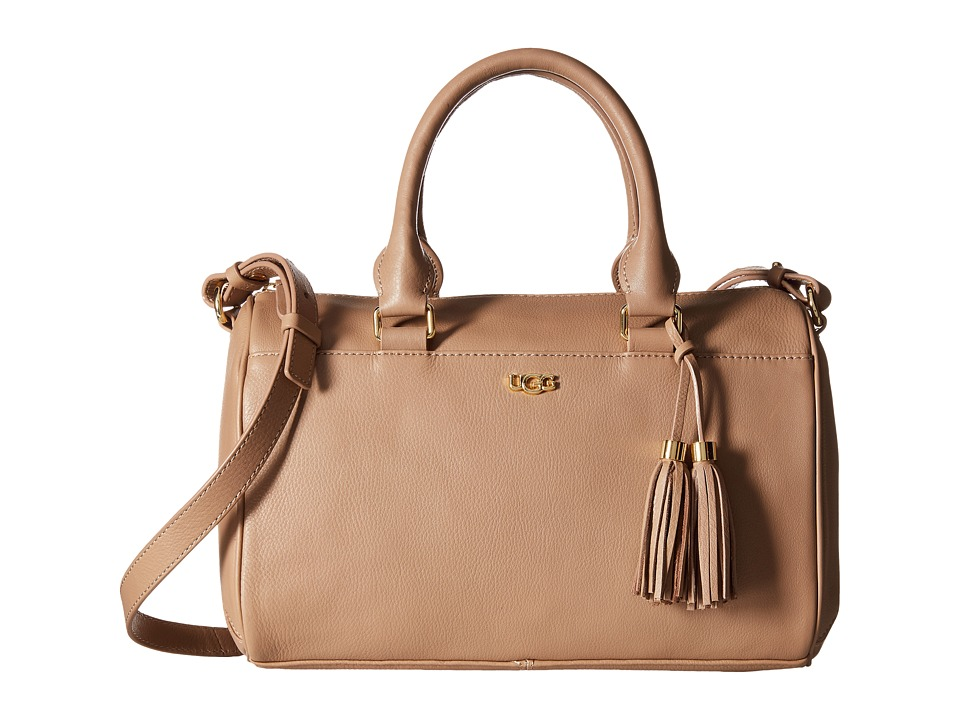 UGG - Rae Satchel (Sugar Pine) Satchel Handbags