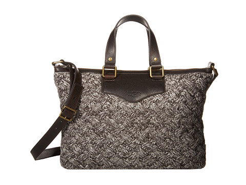 UGG - Eva Satchel (Heathered Grey) Satchel Handbags
