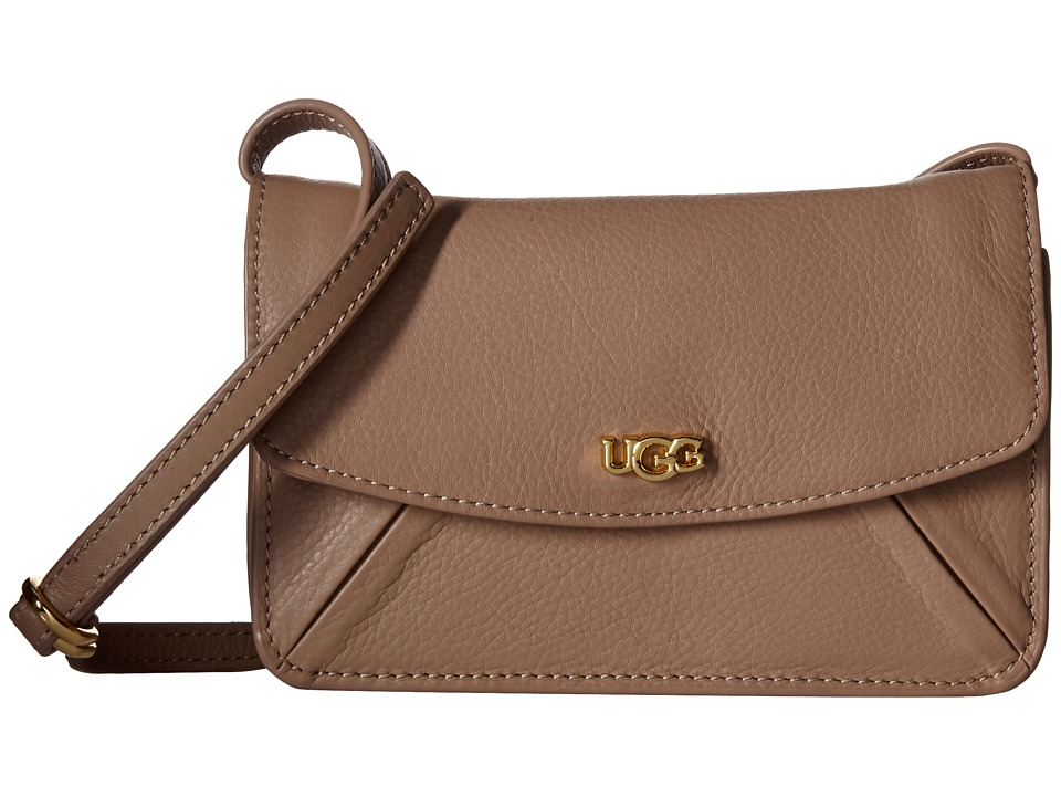 UGG - Rae Crossbody (Sugar Pine) Cross Body Handbags