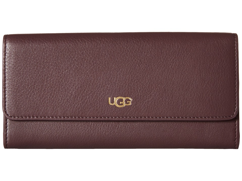 UGG - Rae Slim Wallet (Aster) Wallet Handbags