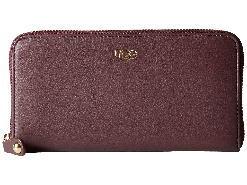 UGG - Rae Zip Around Wallet (Aster) Wallet Handbags