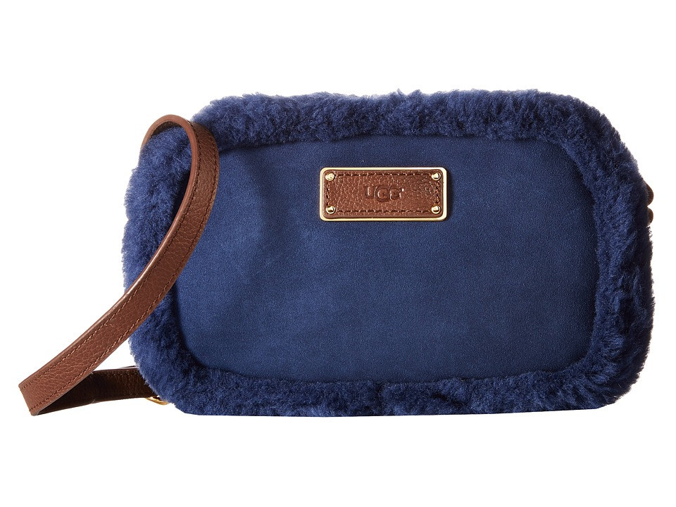 UGG - Seldon Crossbody (Navy) Cross Body Handbags