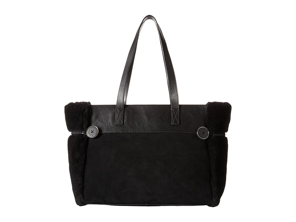 UGG - Bailey Tote (Black) Tote Handbags