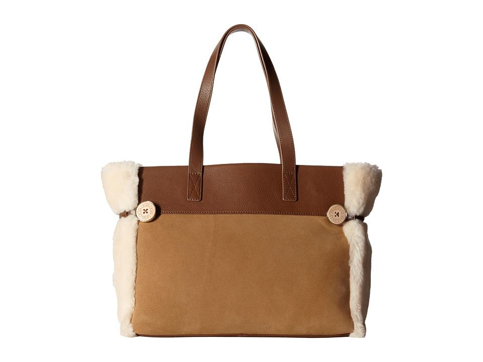 UGG - Bailey Tote (Chestnut) Tote Handbags