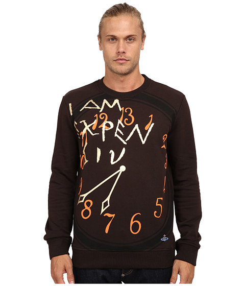 Vivienne Westwood MAN - Expensive Sweatshirt (Khaki Mix) Men's Sweatshirt