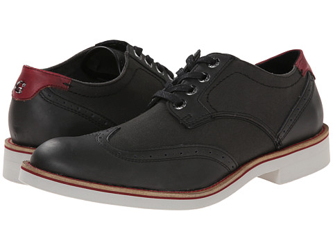GUESS - Ventura (Black) Men's Shoes