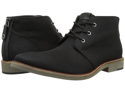 GUESS - Jamies 2 (Black) Men's Shoes