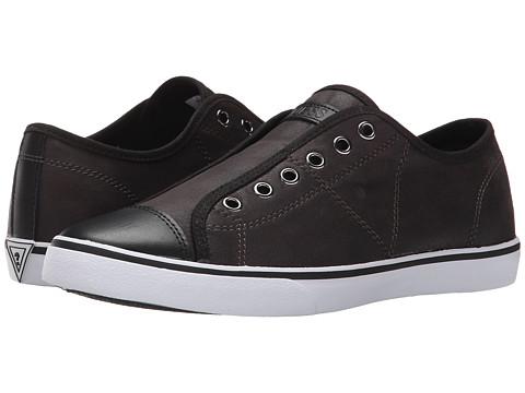 GUESS - Mickey 2 (Dark Gray Fabric) Men's Shoes