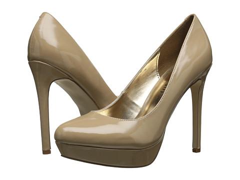 Madden Girl - Ulaa (Nude Patent) High Heels