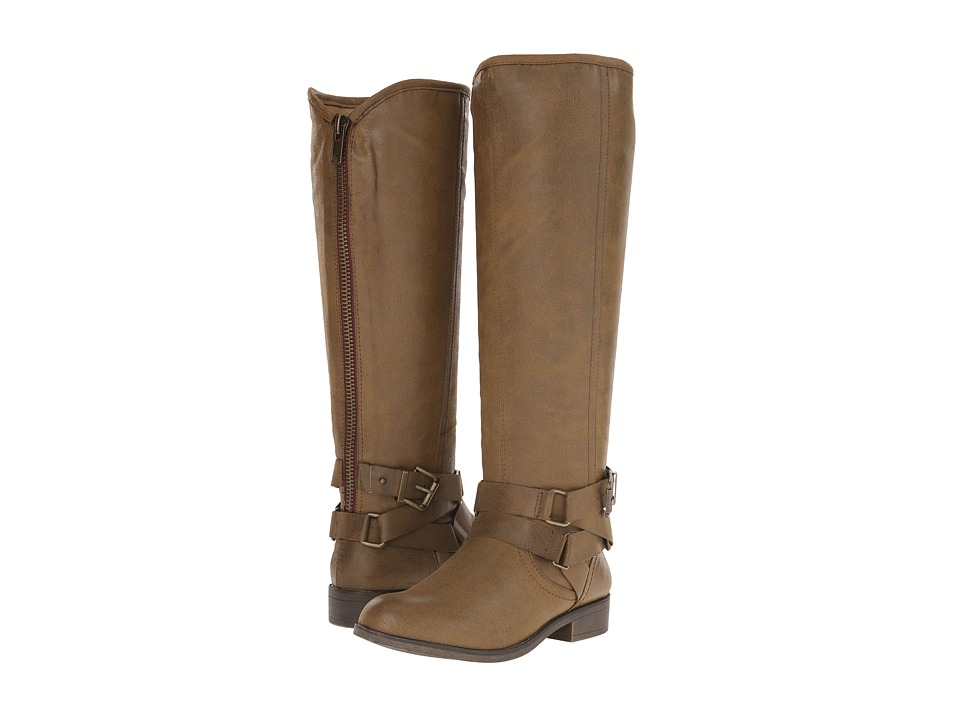 Madden Girl - Corporel (Cognac Paris) Women's Boots