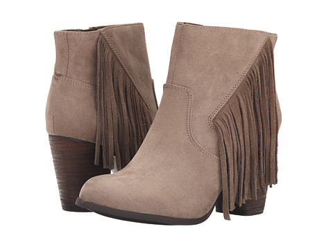 Madden Girl - Descent (Taupe Fabric) Women's Boots