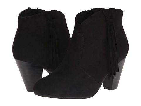 Report - Myka (Black Synthetic) Women's Zip Boots
