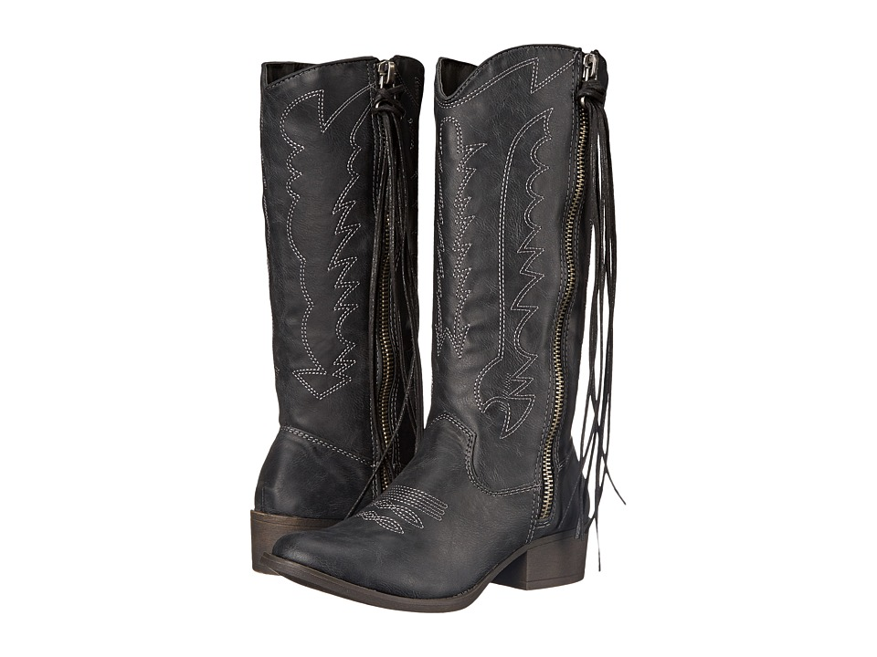 Madden Girl - Durant (Black Paris) Women's Boots